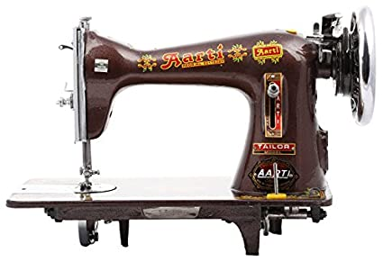 Aarti Tailor Round Arm Sewing Machine Top