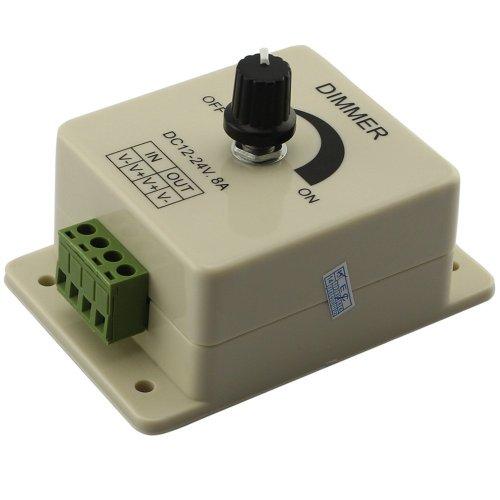 Ledertek Pwm Dimming Controller For Led Lights Or Ribbon Dimmer-Xn8A