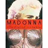 img - for Madonna Illustrated book / textbook / text book