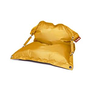 Fatboy Buggle-Up Bean Bag Lounge Chair, Yellow