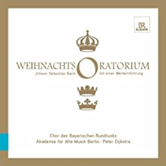 Christmas Oratorio, BWV 248: Part II: Recitative: So recht, ihr Engel, jauchzt und singet ? (Bass)
