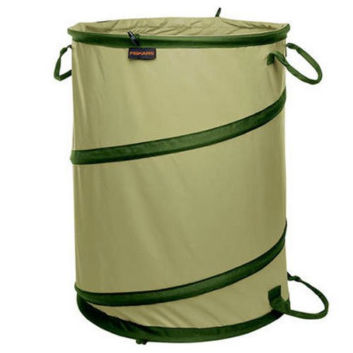 Fiskars 30 Gallon Kangaroo Gardening Bag (94056949) (Storage Totes 30 Gallon compare prices)