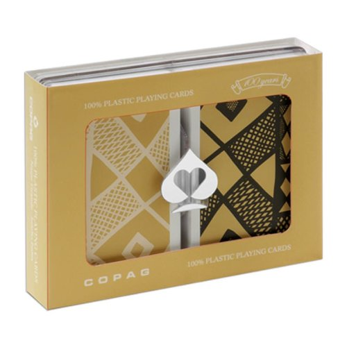 Copag Silver Series Bridge Size Playing Cards (Ethnic)