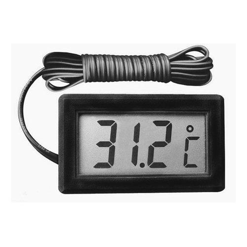 D9Q Temperature Monitor Lebensmittel Gefrierschrank Aquarium Kühlschrank Digital-Thermometer