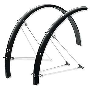 Amazon.com : B53 Commuter 2 bicicletas Fender Set : Sports & Outdoors