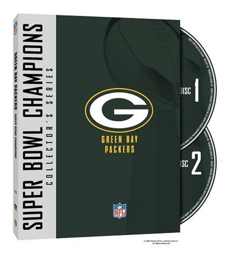 NFL Super Bowl Collection - Green Bay Packers from Vivendi Entertainment