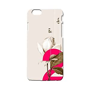 BLUEDIO Designer 3D Printed Back case cover for Apple Iphone 6/ 6s - G1277