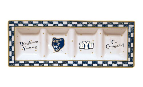 Brigham Young Cougars Gameday Relish Tray