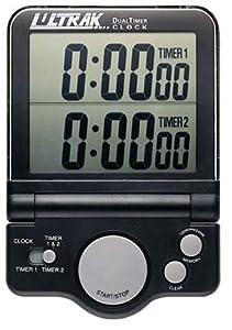 Ultrak Jumbo Dual Timer