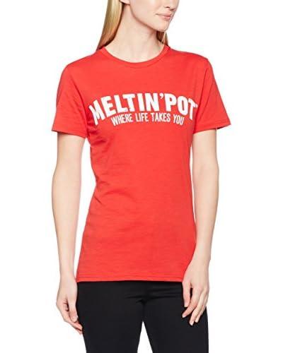 Meltin Pot T-Shirt Manica Corta