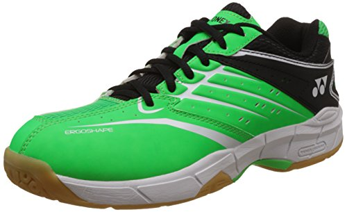 YONEX Power Cushion Comfort Advance, Scarpe, scarpe, tavolo Tennis Squash Badminton, Volley ball, Celestone, verde, 40 EU