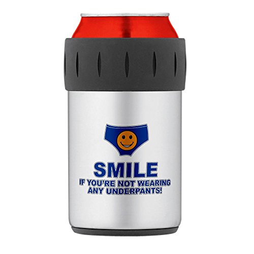 Thermos Can Drink Cooler Smile If Not Wearing Underwear