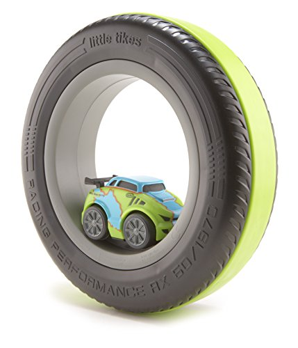 Little Tikes Tire Racers- Sports Car - 1