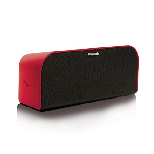 Klipsch Kmc 1 Red Portable Speaker, Red