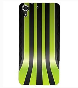 ColourCraft Pattern Design Back Case Cover for HTC DESIRE 626S