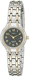 "Timex Women's T2K951 ""Elevated Classics"" Sport Chic Watch"