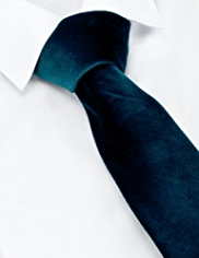 Autograph Pure Cotton Velvet Tie