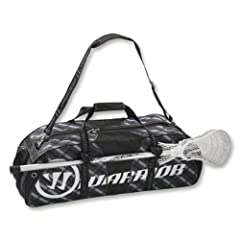 Warrior Youth Black Hole Shorty S1 Equipment Bag (One Size, Black) by Warrior