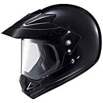 Joe Rocket Rocket Hybrid Motorcycle Helmet Black