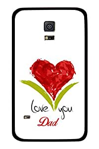 SLR Designer Back Case For Samsung Galaxy S5 ( G900 )