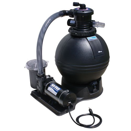 16in. Clearwater Pool Sand Filter System (1 HP)