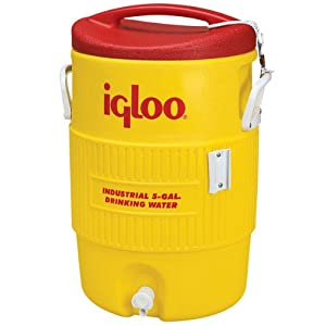 Igloo Water Cooler, 5-Gallon