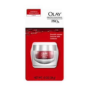 Olay Professional Pro-X Wrinkle Smoothing Cream, Trial Size, 1 Ounce