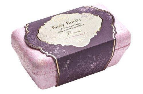 サボンバター ラベンダー Body Butter Lavender イスラエル発 並行輸入品 海外直送