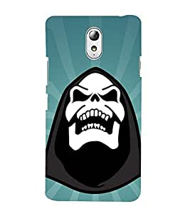 Vizagbeats Halloween Back Case Cover for Lenovo Vibe P1m