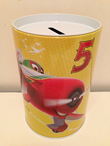 Kids Coin (Money) Bank - Disney Planes - El Chupacabra No. 5. The Hero of the People