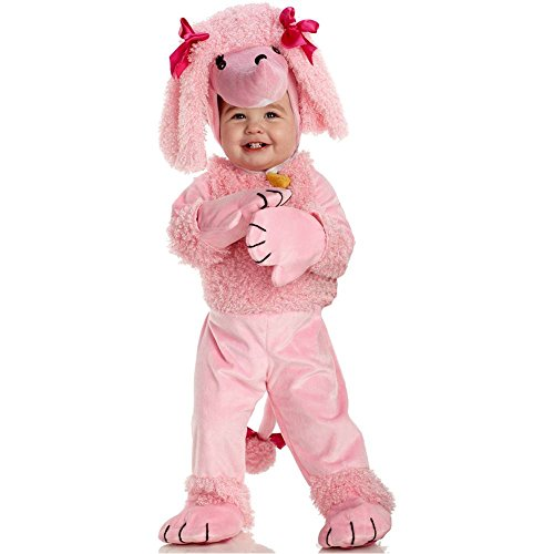 Pink Poodle Baby Costume - 6-12 Months