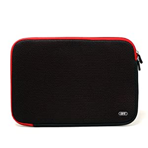 Apple MacBook Pro 13.3-inch Laptop Dual Mesh Neoprene Layer Netbook Sleeve Case &#8211; $5.27