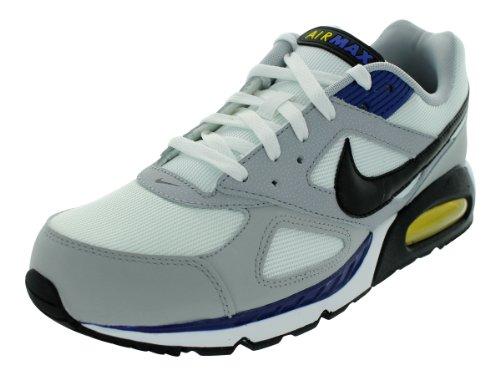 Nike Men s NIKE AIR MAX IVO WHITE BLACK WLF GREY RUNNING