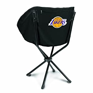 NBA Los Angeles Lakers Portable Folding Sling Chair by Picnic Time