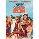 img - for Captain Ron (1992) Kurt Russell (Actor), Martin Short (Actor) | Rated: PG-13 | Format: DVD book / textbook / text book