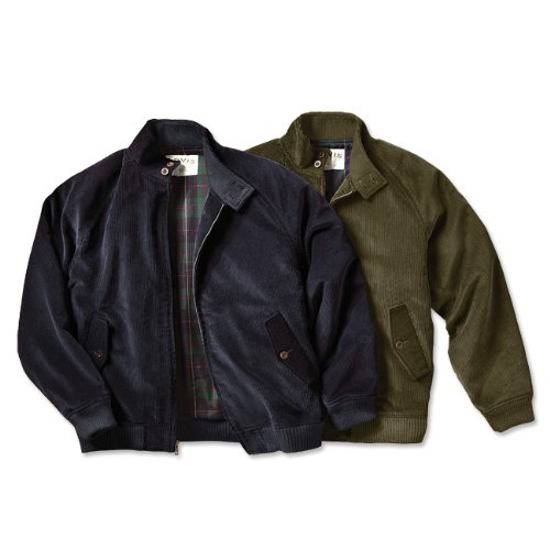 Corduroy Roadmaster Jacket, Navy, X Large