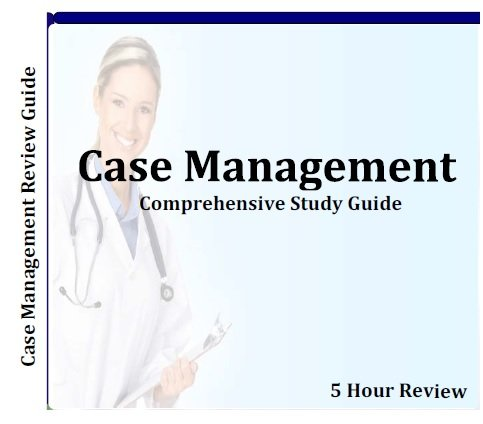Case Manager Audio Review Course 5 Hours, 5 Audio CDs; CCM Certified Case Managers Study Guide