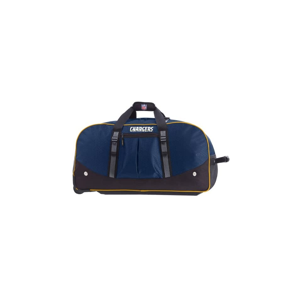 Athalon San Diego Chargers 35 Inch Duffle Bag with Wheels