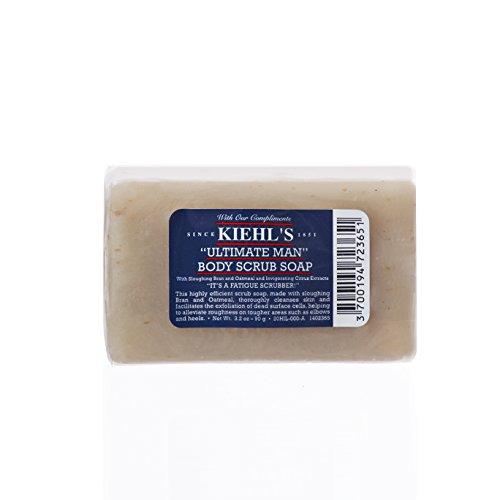 Kiehl's discount duty free Kiehl's Ultimate Man Body Scrub Soap 3.2 Oz
