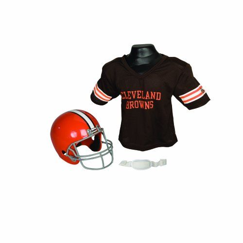 NFL Cleveland Browns Replica Youth Helmet and Jersey Set at Amazon.com