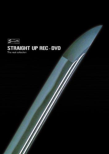 STRAIGHT UP REC DVD
