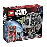 Ultimate Lego Star Wars Death Stars (10188) - Minifigure-Scale Scenes, Moving Parts And Characters