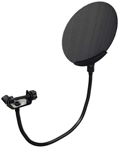 все цены на  Dragonpad pop filter® Studio Microphone Mic Wind Screen Pop Filter Swivel Mount 360 Flexible Gooseneck Holder  онлайн