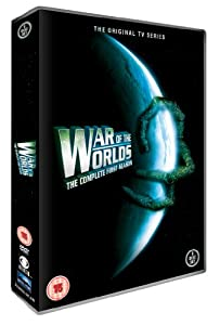 War Of The Worlds - Season 1 [DVD]
