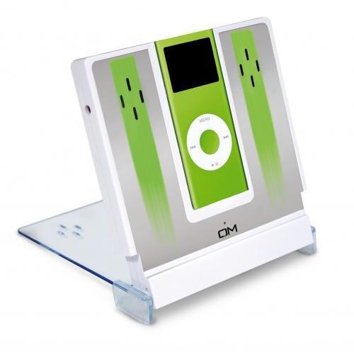 Station pour Ipod nano 2 Go Vert