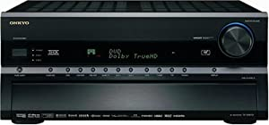 Onkyo TX-SR876 7.1 Channel Home Theater Receiver (Black) (Discontinued by Manufacturer)