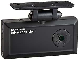 コムテック  衝撃録画対応 常時録画ドライブレコーダー日本製  HDR-101