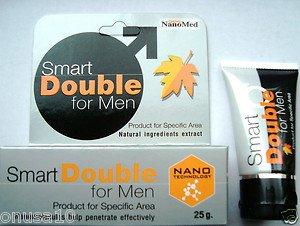3 Pack Nanomed Smart Double Erectile Enhancer Natural Cream for Men 25 G ( by abobon )best sellers