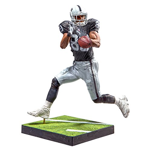 McFarlane Toys EA Sports Madden NFL 17 Ultimate Team Amari Cooper Oakland Raiders Action Figure