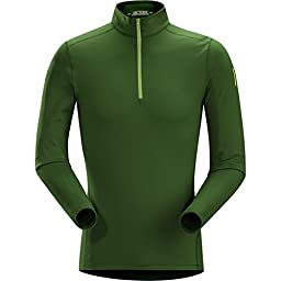 Arc\'teryx Phase AR Zip Neck LS - Men\'s Anaconda 2X-Large